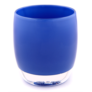 blue-hannukah-glass-candle-holder-blue-bird