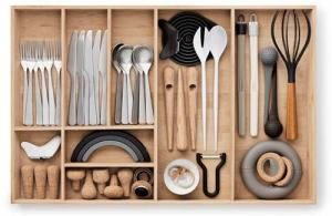 drawer with things