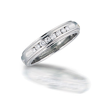 novell wedding ring