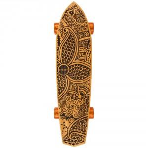 strght skateboard