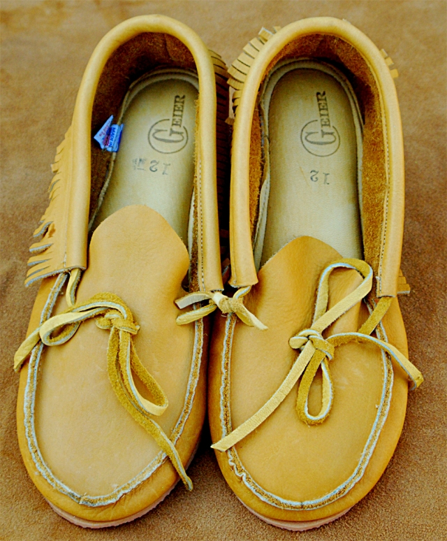 moose moccasin
