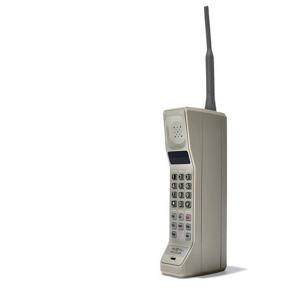 still remember the first time i saw a cell phone i was working at ...