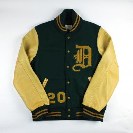 Dehen Varsity jacket.