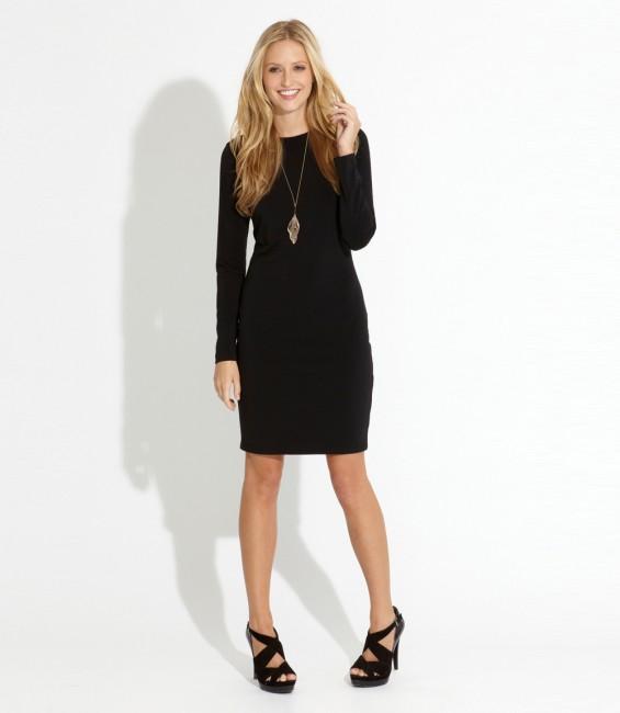 karen-kane black dress