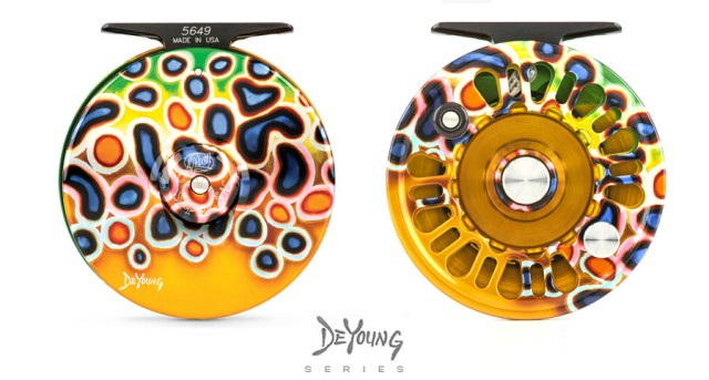 Brown-Flank Able reels
