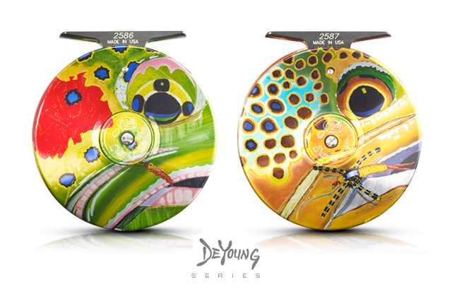 deyoung able reels