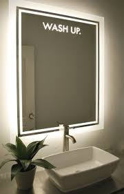 seura lighted mirrors