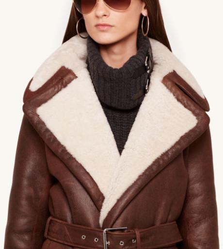 Ralph Lauren shearling-pacey-coat