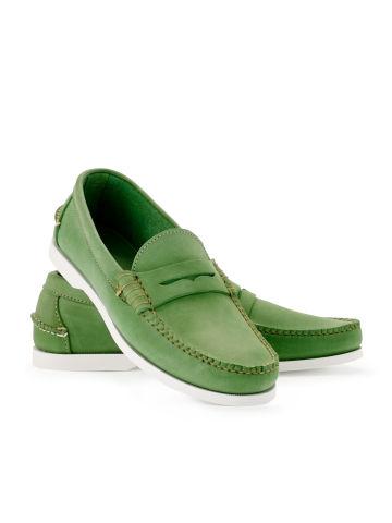 rl penny loafer