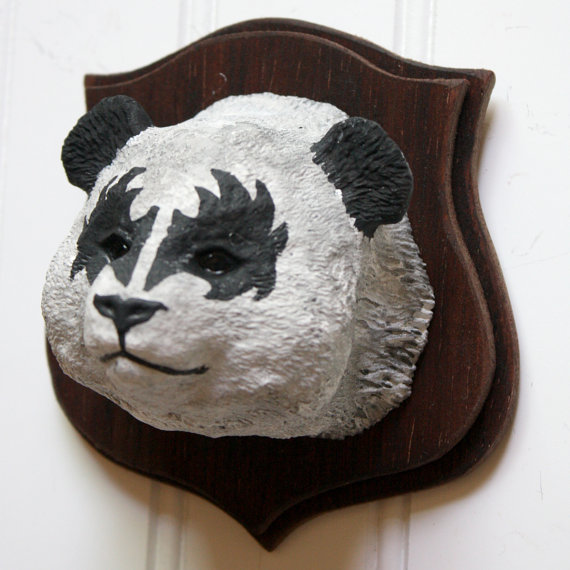 Gene Simmons panda